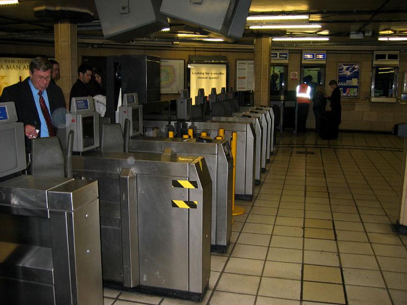 london underground preise