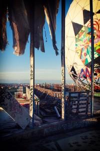 Aussicht auf Berlin