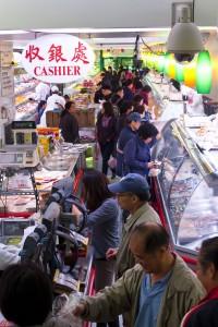 Markt in Chinatown