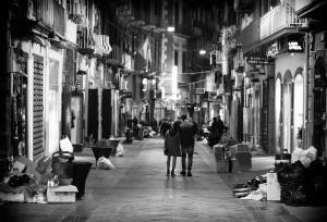 Napoli @ night