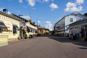 Naantali Altstadt